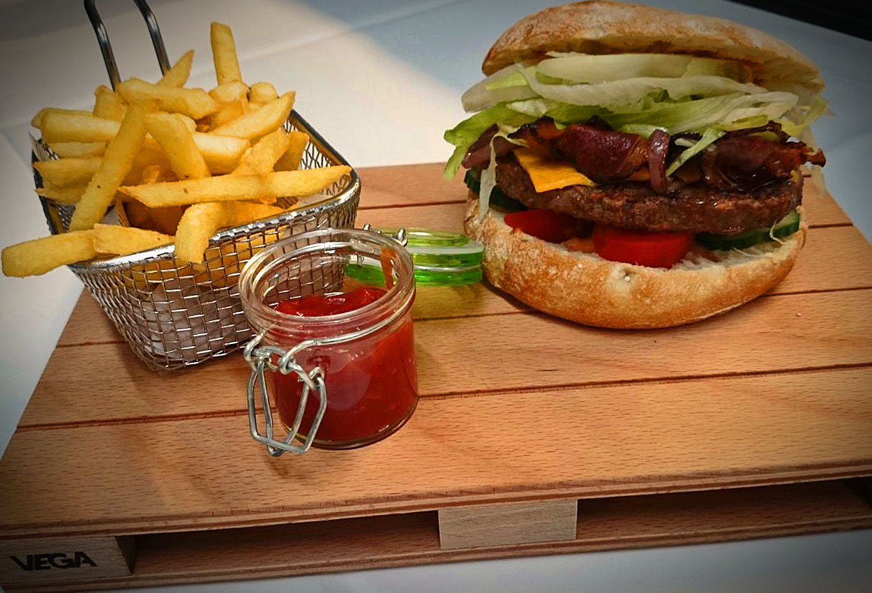 Gasthaus Lungau Burger