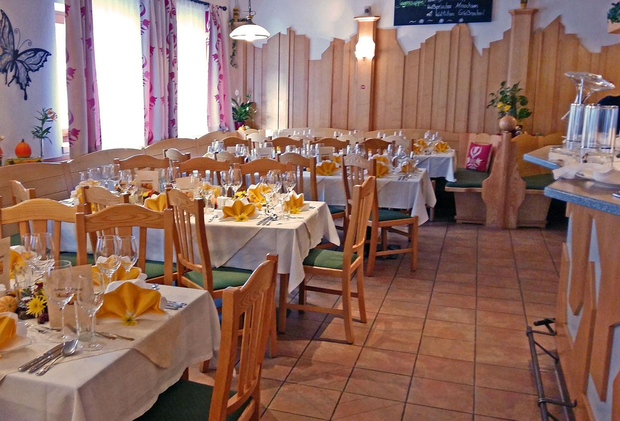 Gasthaus Restauran Lungau Fanningberg