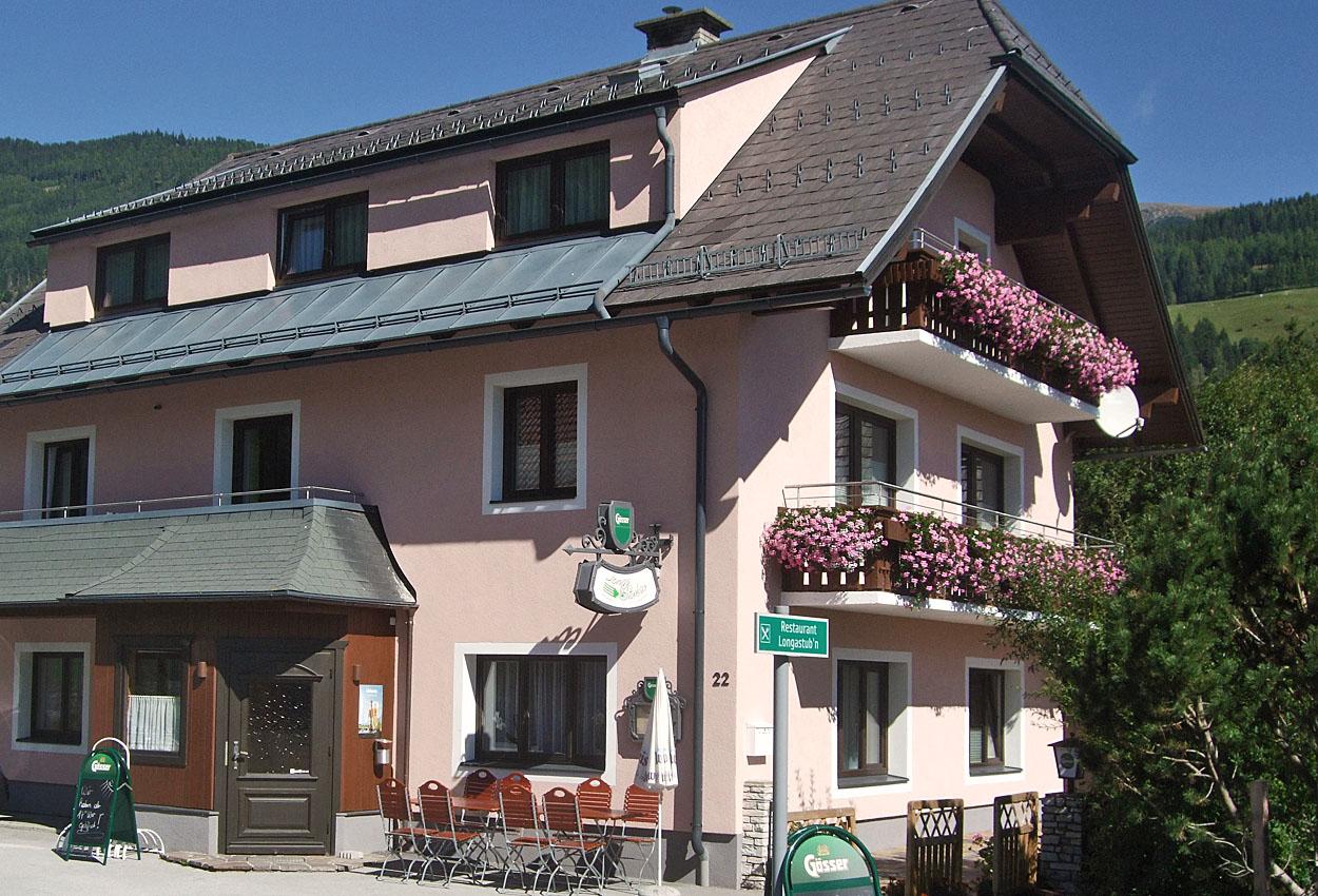 Longa Stub'n Weißpriach Restaurant