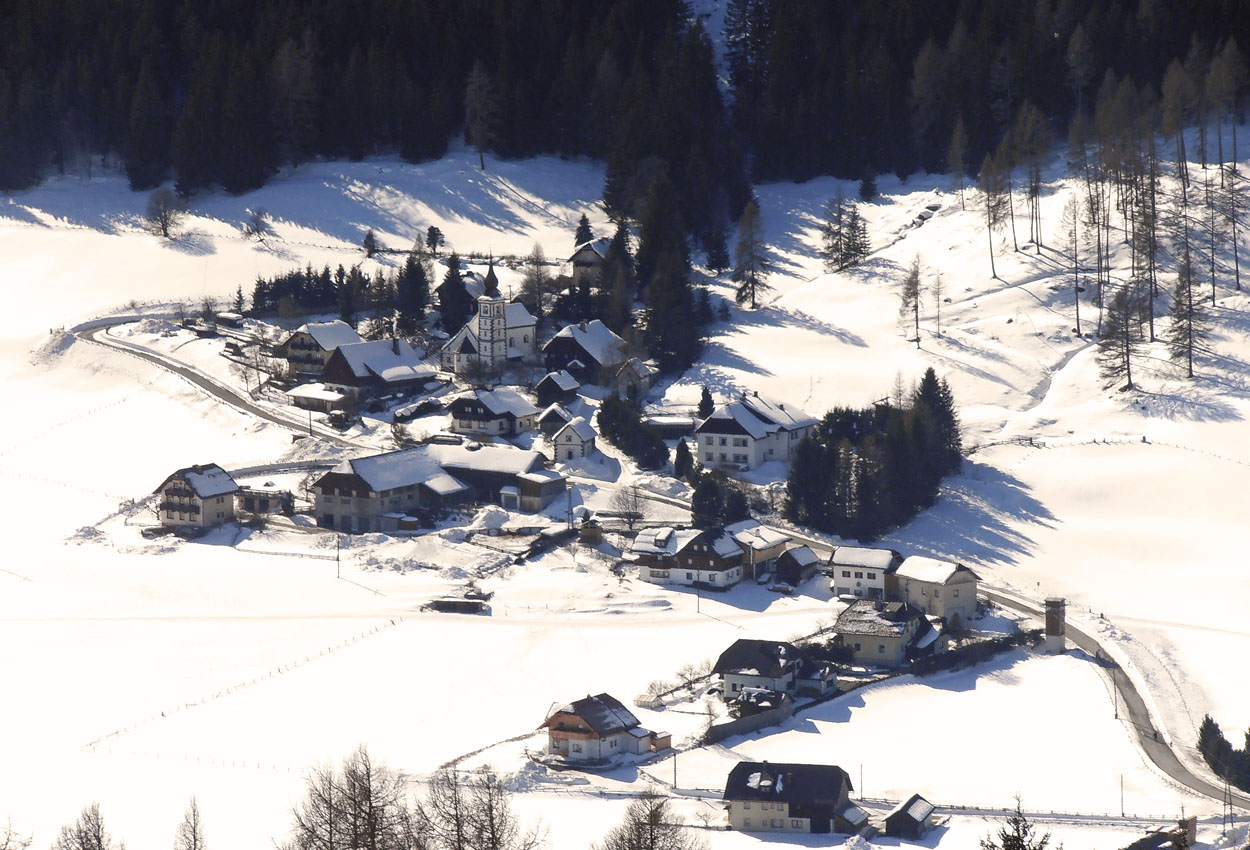 Skiurlaub Weißpriach Lungau