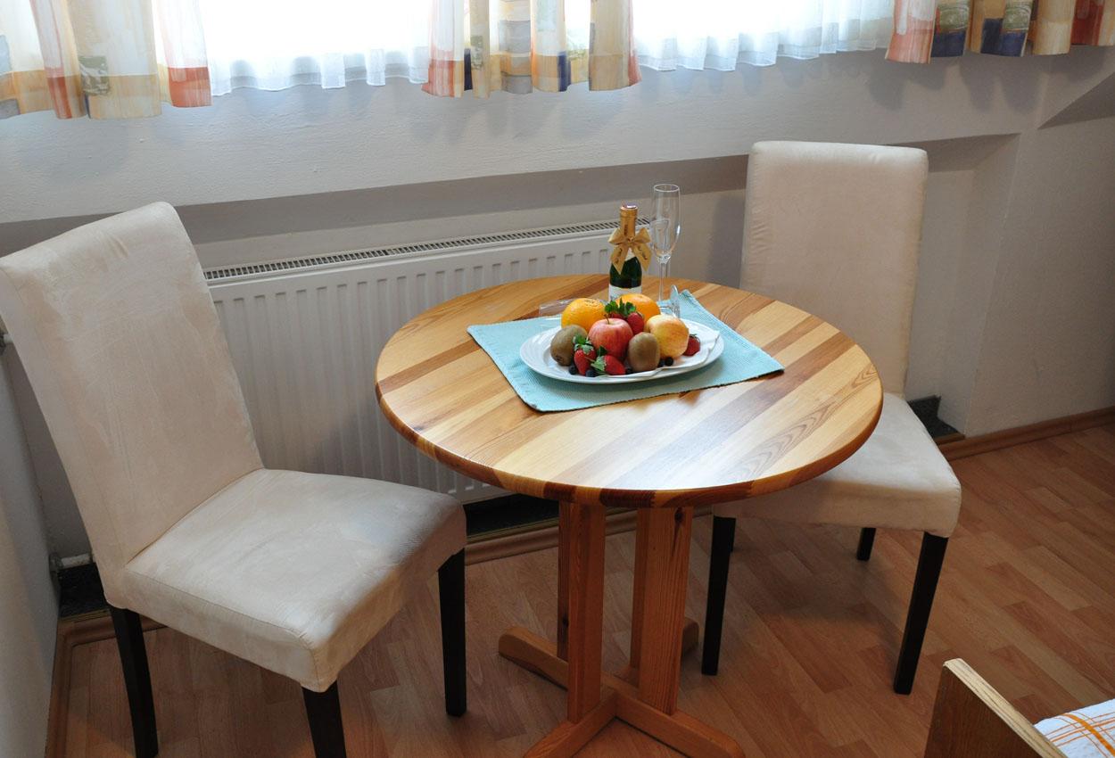 Urlaub Zimmer Frühstück Lungau