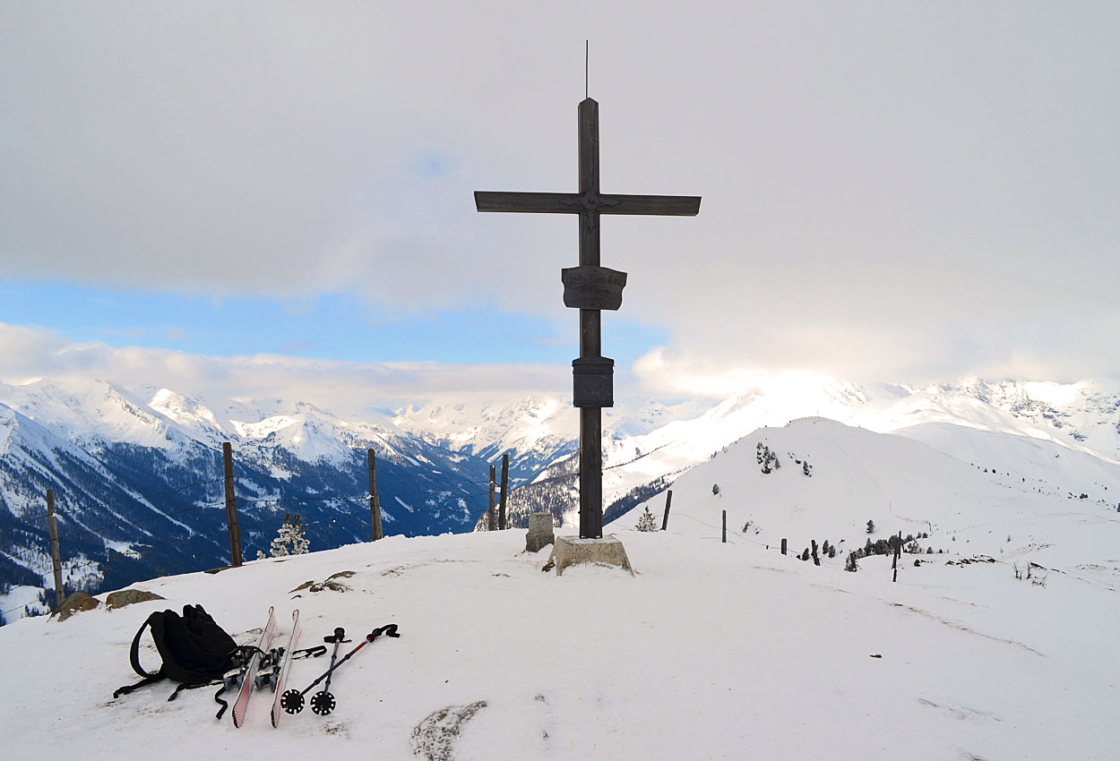Winterurlaub Skitour Fanningberg